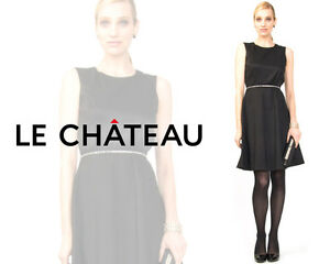 Grad / Prom / Wedding - Le Chateau Dress
