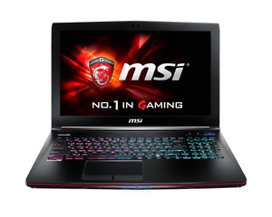 MSI GE62 2QF - 10/10 Condition