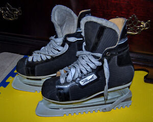 Bauer Hockey Skates of course