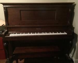 Everson Upright Piano