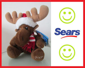 2005 SEARS Beanie EXCLUSIVE --- Krismoose! --- $10 ONLY !!