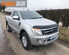 2012 12 FORD RANGER LIMITED 4X4 DCB TDCI DIESEL