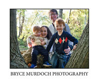 Family photo session $99