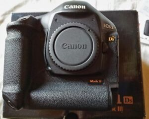 Canon 1Ds-3 in excellent condition
