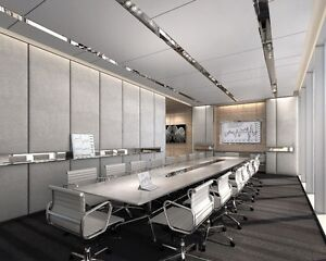 New Downtown Luxury Commercial Office Space Modern/Historic