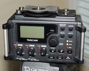 Enregistreur Tascam numérique 4 tracks
