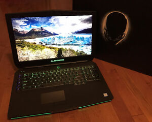 "Alienware 17"" Dell i7-6700HQ 1TB GeForce GTX 970M Like NEW"