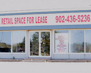 Commercial/Retail space for rent