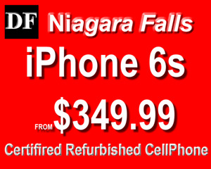 Special; iPhone 6s 16GB  $349.99