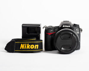 Nikon D7000 kit with lens and camera bag GREAT FOR BEGINNERS