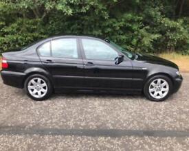 2002 52 BMW 3 SERIES 2.0 318I SE 4D 141 BHP