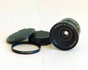 Leica M 21mm/2.8 Elmarit Pre-ASPH