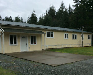 Rural, close in to Comox Rental