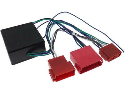 Sistema Activo Radio Adaptador Para Bose Nokia Dsp VAG Altavoz Conector Mini...