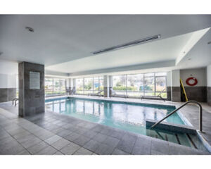 Beautiful condo in Bois Francs, St-Laurent (pool, gym, sauna..)