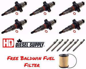 Dodge 5.9L Cummins injector set 2003-2007 HD Diesel Supply