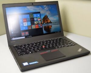 LENOVO X240 THINKPADS, VERY PORTABLE AND FAST, Intel i5, 320GB