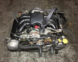 JDM 2003-2009 Subaru EZ30 Engine 3.0L Tribeca Legacy Outback H6