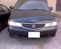 1999 Honda Odyssey EX for PARTS!! Green in color!