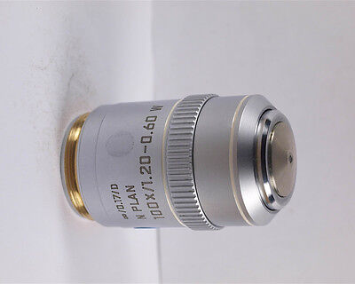 Leica N Plan 100x W Water Immersion Infinity M25 Microscope Objective