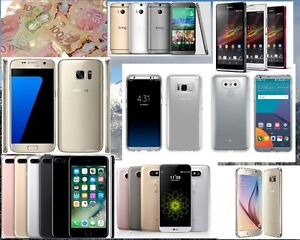 We Buy iPhone 6,6S,7, Plus, Samsung Galaxy S7, S7 Edge, S8, S6