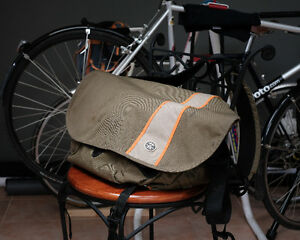 """Crumpler """"The Fux Deluxe"""" and """"The Bucket"""" Messenger Bag"""