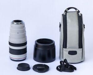 Canon EF 100-400mm f/4.5-5.6L IS USM version I Peterborough Peterborough Area image 2
