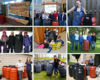 The Best Way to Fundraise This Spring is With Rain Barrels