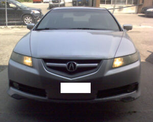 Acura Tl Lips Buy Or Sell Used Or New Auto Parts In Ontario - 2007 acura tl front bumper