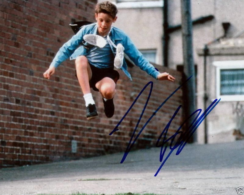 JAMIE BELL.. Billy Elliott - SIGNED