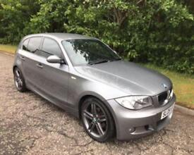 2009 09 BMW 1 SERIES 1.6 116I M SPORT 5D 121 BHP