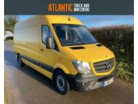 2015 Mercedes-Benz Sprinter 313 CDI LWB PANEL VAN Diesel Manual