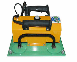 Floor Installing Machine 110v makes floor tile reducing labor in