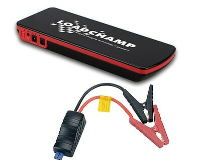 LOADCHAMP mobile Energiestation 18000mAh 650A Starthilfe Lithium Booster ()