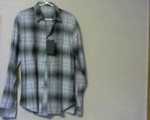 Mens Tiger of Sweden Designer Shirt [new]Large Over 80% off