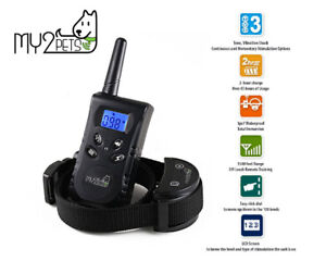 sport dog training collar with remote