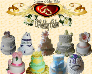Unique Custom Cakes , Handcrafted toppers and more