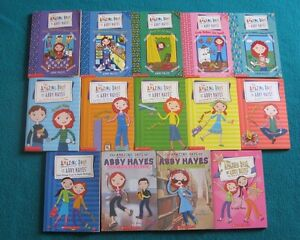Amazing Days of Abbey Hayes 14 Book Collection