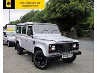 2008 58 LAND ROVER DEFENDER 2.4 110 COUNTY STATION WAGON 5D 122 BHP DIESEL