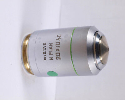 Leica N Plan 20x .40 Infinity M25 Microscope Objective