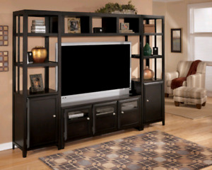 Wall To Wall Entertainment Unit | Buy or Sell TV Tables ...