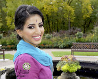 Mobile makeup team specializing in weddings!