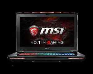 MSI GT72VR 6RE-048CA Dominator Pro Gaming Notebook