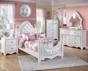 IMPORTED MODERN AND ASHLEY MODERN SINGLE BED ONLY SALE!!!