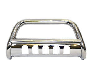 "NEW 3"" Chrome Bull Bar / Grille Guard for Ford F150 / Expedition"