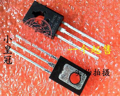 5 Pcs New Bd139l-16-t60-k Bd139l-16 Utc To-126 Ic Chip