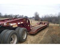 *WANTED* Good Used lowboy trailer 30 ton and up