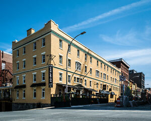 1 Bedroom in Historic Dwtn Halifax Building - AUGUST 15 - ALL IN