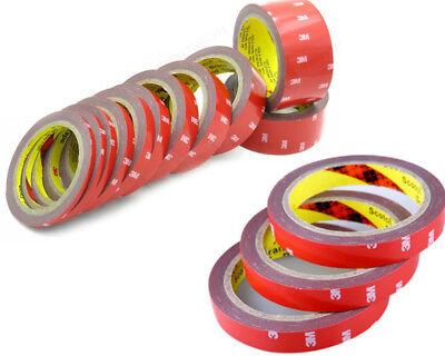 2,97€/m 3M VHB Doppelklebeband für Auto Modellbau Kunststoff LED Chromteile 5 mm Chrom-klebeband