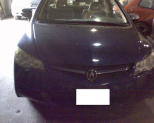 Acura Csx Bumper Buy Or Sell Used Or New Auto Parts In